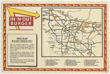 IN-N-OUT Lap Mat, 1976