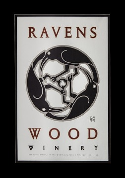 Ravenswood Winery (poster)