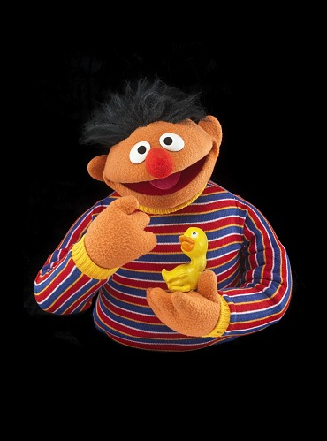 Ernie Puppet National Museum Of American History