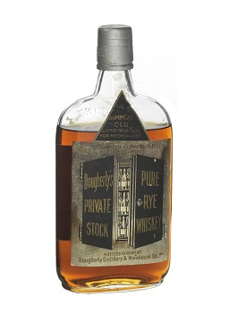 Dougherty's Private Stock Pure Rye Whiskey