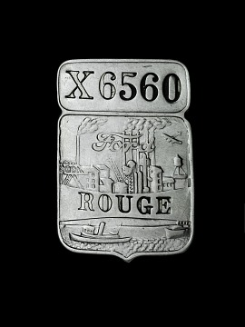 Rouge Plant ID Badge