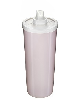 Pink Tupperware Shaker w/Sipper or Sprinkler