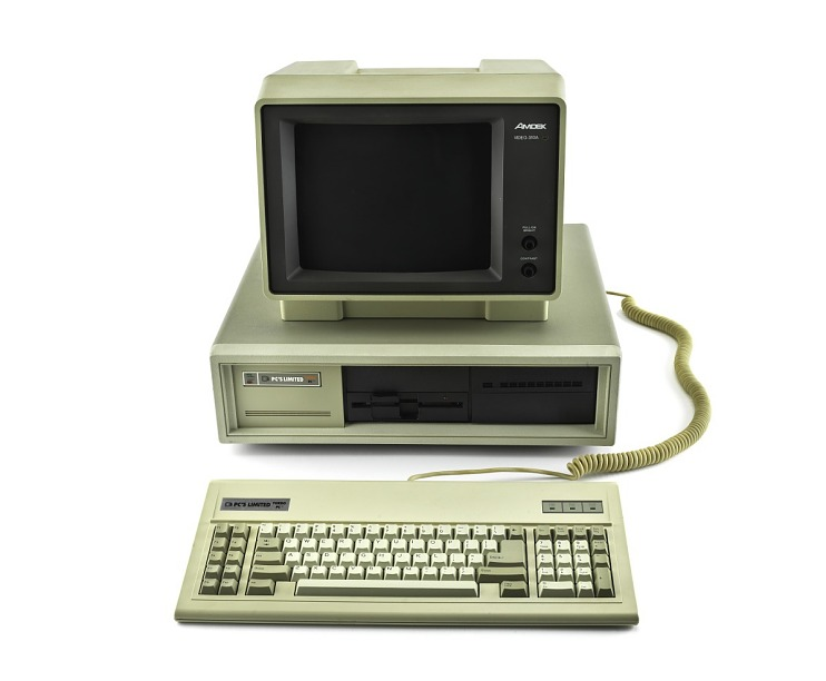 PC'S Limited Microcomputer