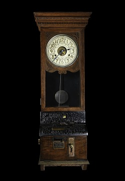 Time Clock, International Time Recorder