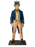 Uncle Sam from National Museum of American History ... See More