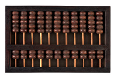Suan-p'an, or Chinese Abacus
