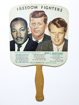 Handheld Church Fan, 1970s