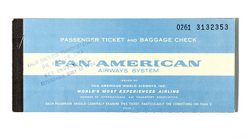 Passenger Ticket