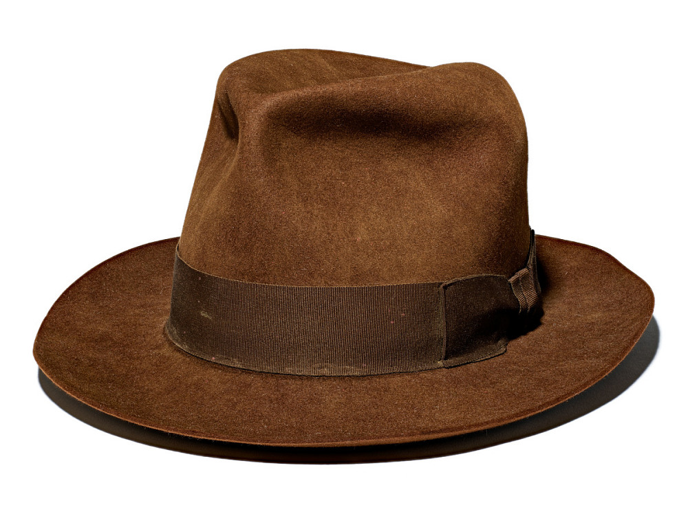 5e7d022fe67 Hat from Indiana Jones and the Last Crusade