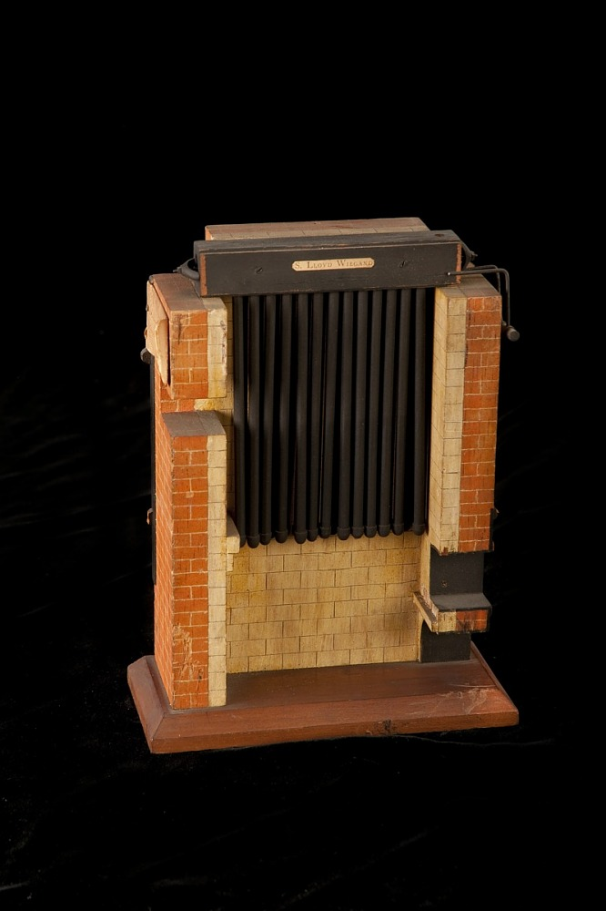 Wiegand Steam Boiler, Patent Model | National Museum of American History