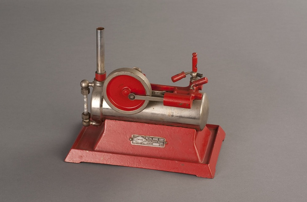 Empire B-30 Toy Steam Engine | National Museum of American History
