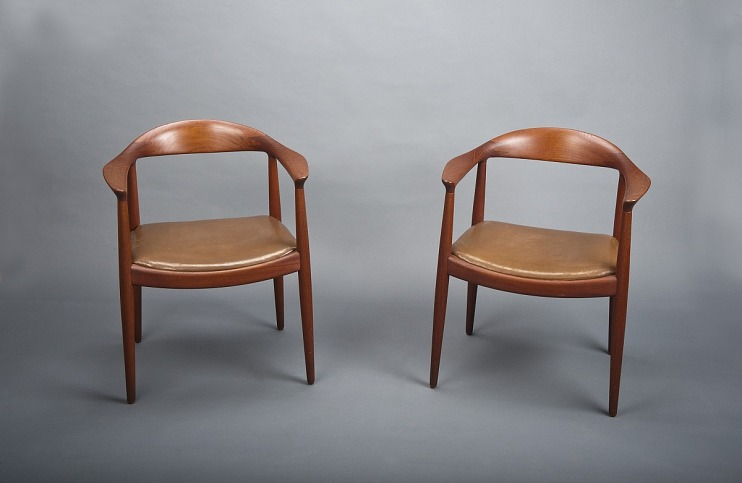 Kennedy Debate Chair, 1960