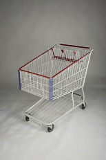 Large Capacity Shopping Cart