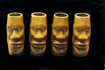 Tiki Glasses