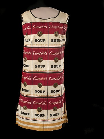 Paper Dress, Campbell's Soup Company