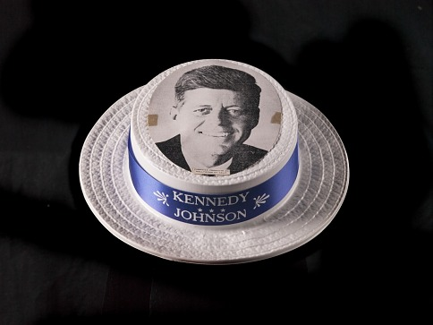 Campaign Hat, Kennedy-Johnson