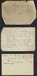 Truman Michelson notes on Cheyenne phonology and vocabulary, circa 1931-1934