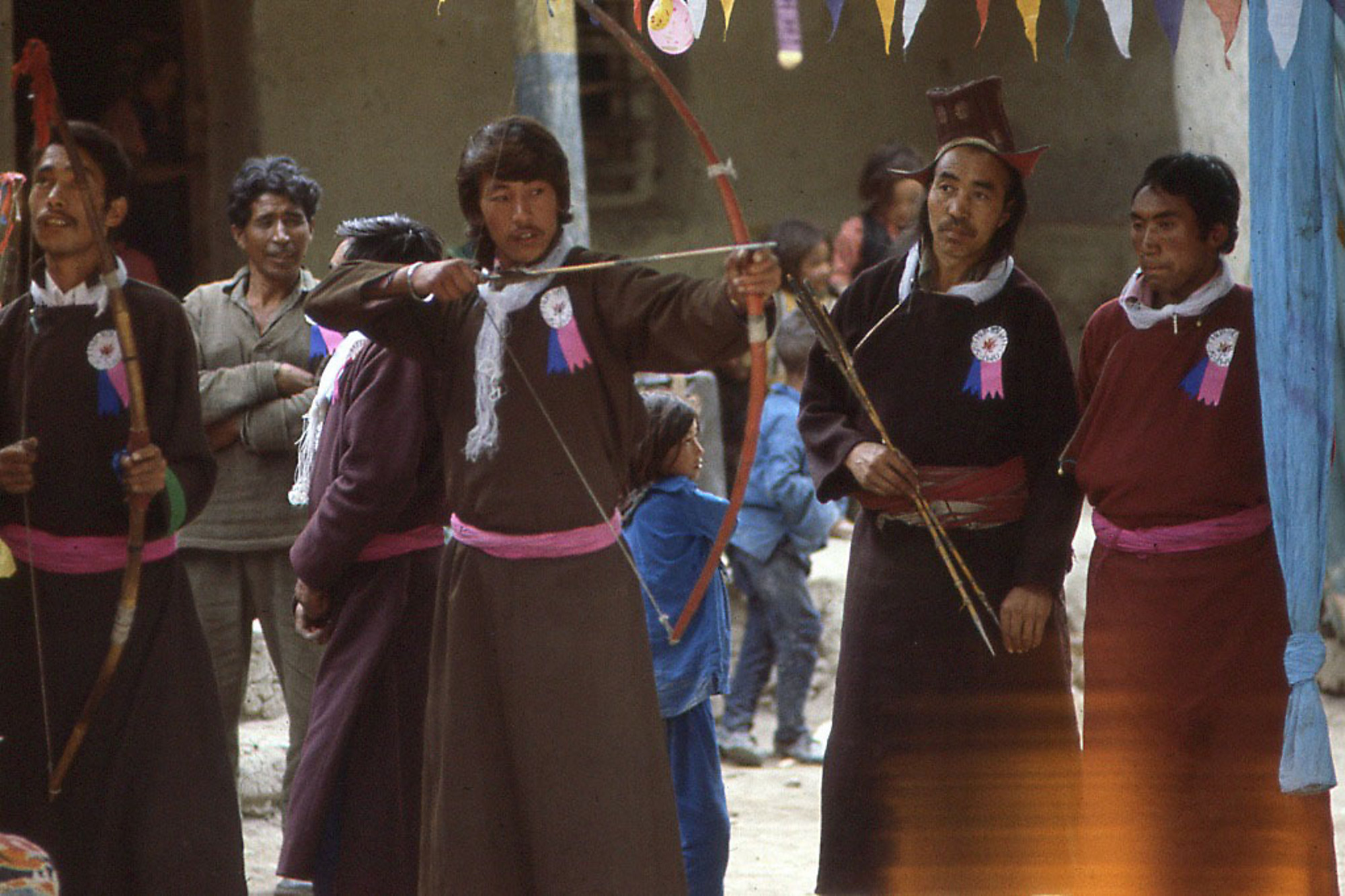 Film Studies of Traditional Tibetan Life and Culture: Ladakh, India, 1978 86.13.3-22OP 7/21/1978 (4pm)