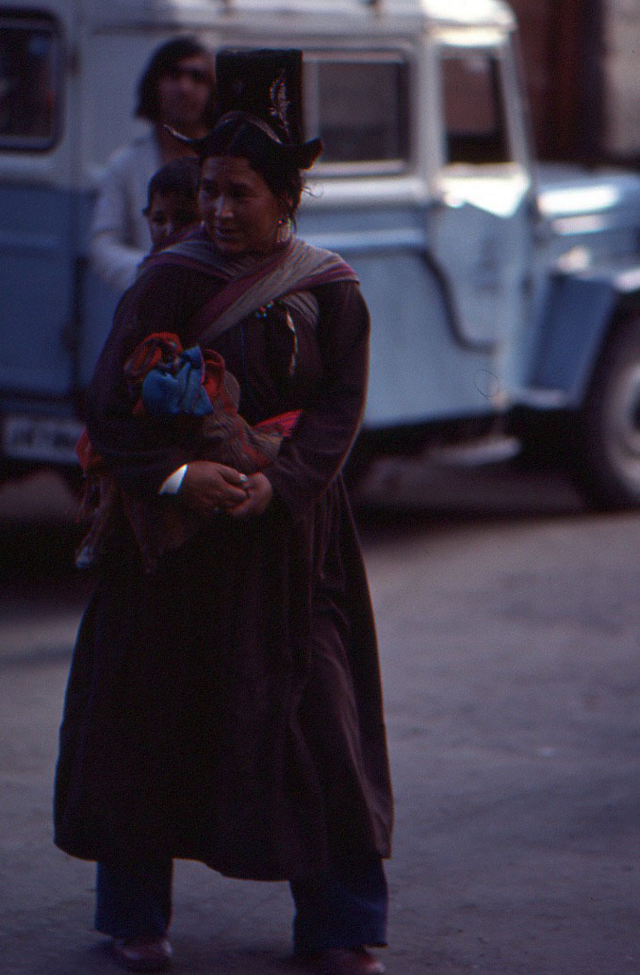 Film Studies of Traditional Tibetan Life and Culture: Ladakh, India, 1978 86.13.3-37OP 7/26/1978 (3:40p.m.)