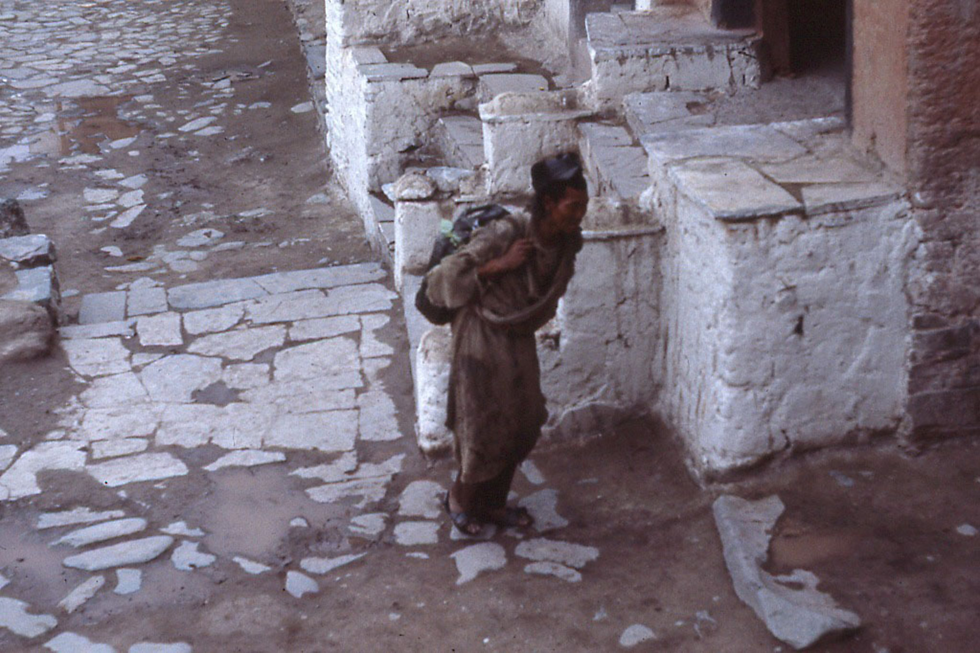 Film Studies of Traditional Tibetan Life and Culture: Ladakh, India, 1978 86.13.3-38OP 7/26/1978 (4p.m.)