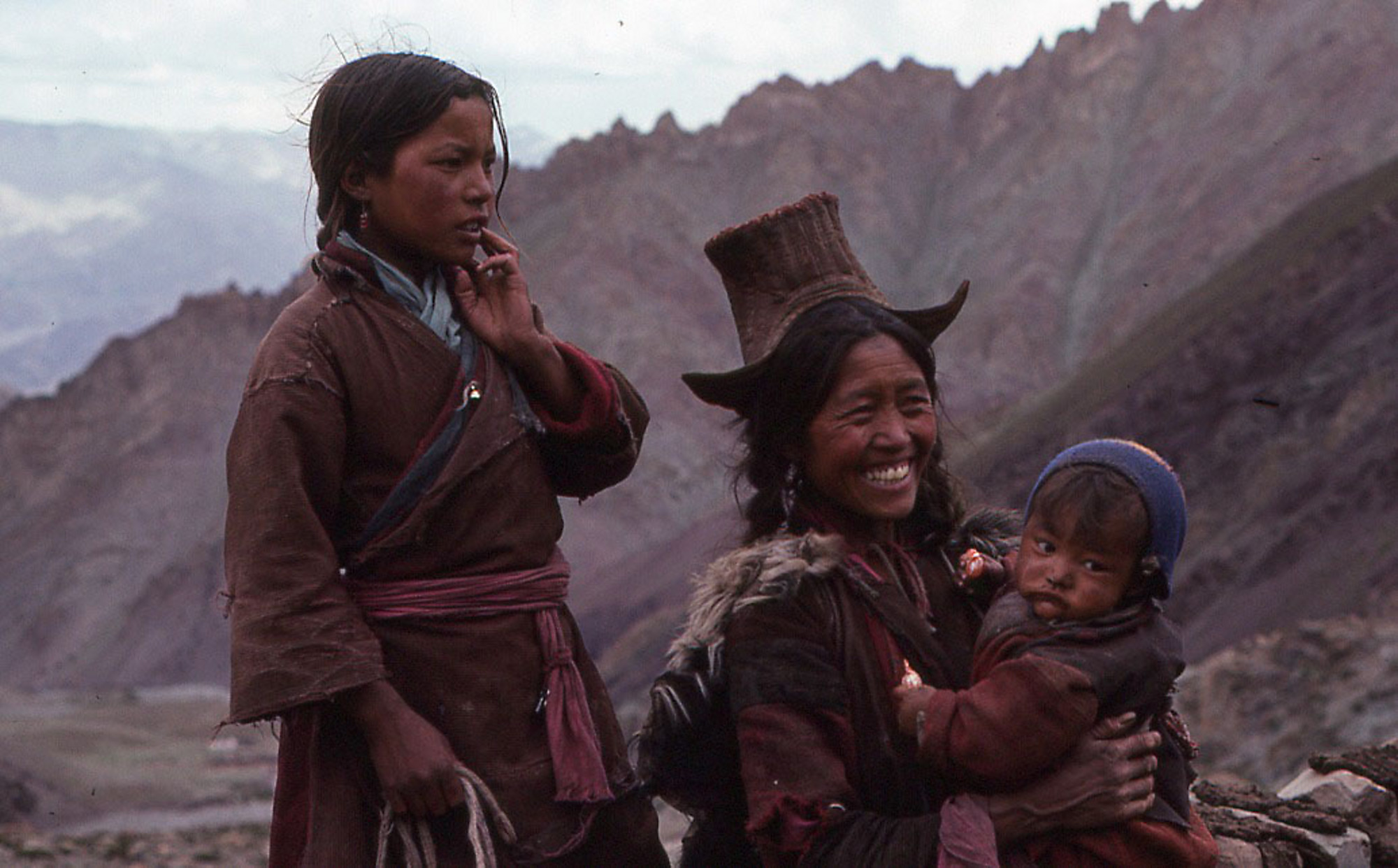 Film Studies of Traditional Tibetan Life and Culture: Ladakh, India, 1978 86.13.3-77OP 8/19/1978
