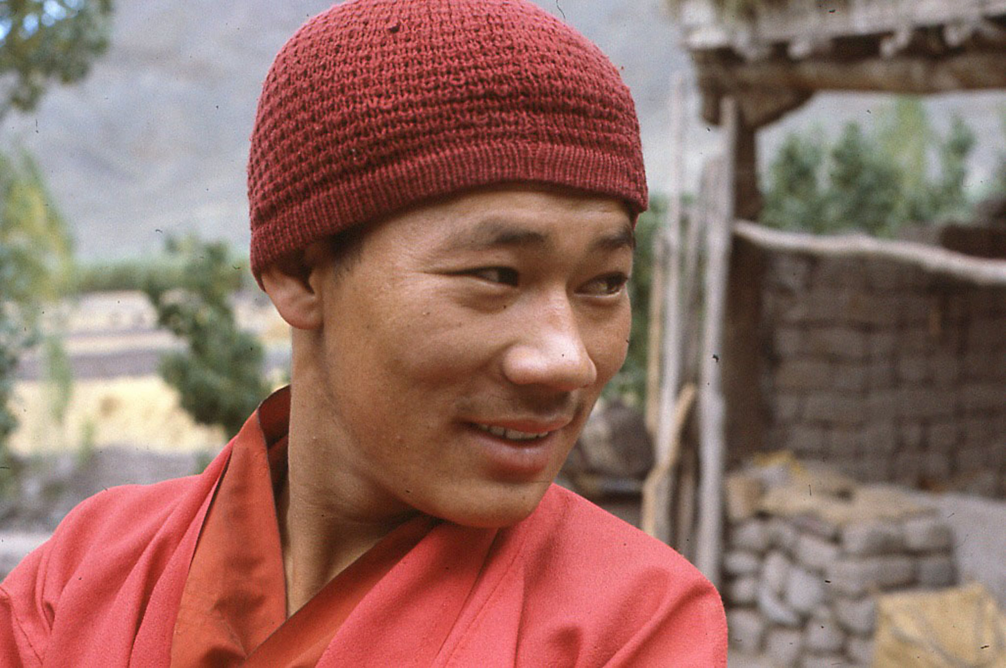 Film Studies of Traditional Tibetan Life and Culture: Ladakh, India, 1978 86.13.3-81OP 9/30/1978