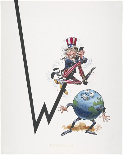 Economic Recovery: Waiting for the U.S.