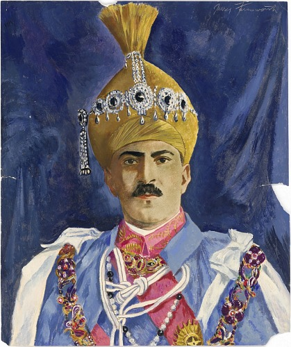 Sir Mir Osman Ali Khan
