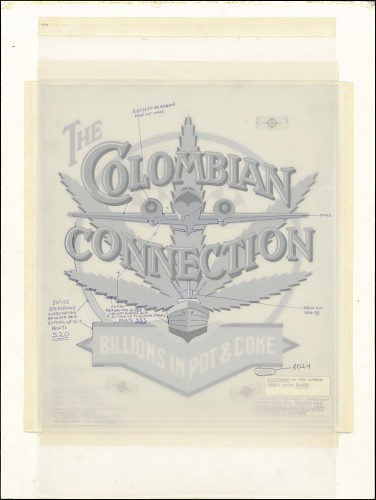 The Columbian Connection (Mechanicals)