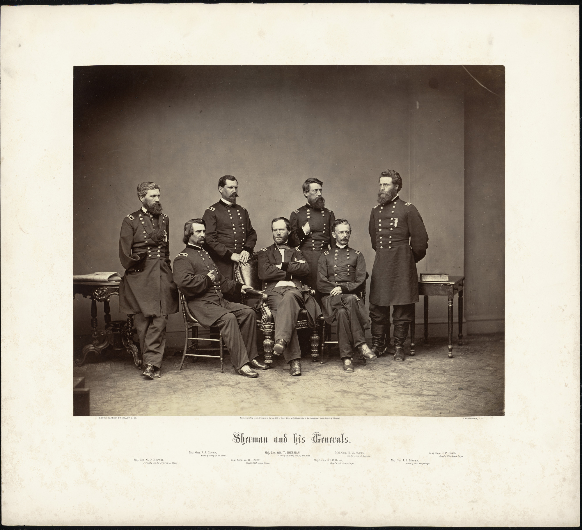 Sherman and His Generals
