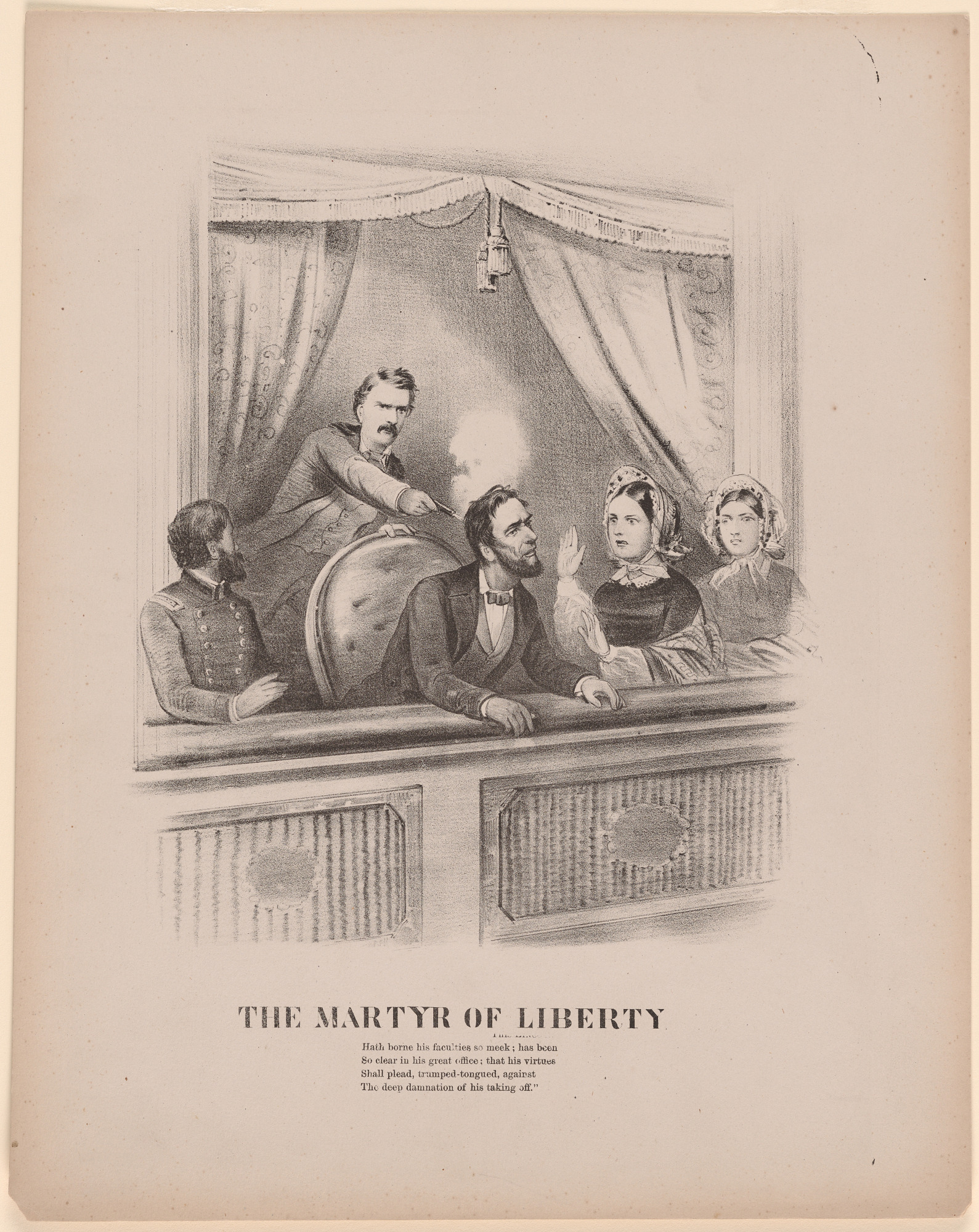 Martyr of Liberty