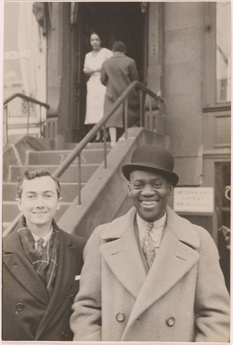 """Bill Bojangles"" Robinson (with Prentiss Taylor)"
