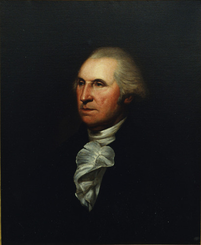 George Washington (Last Bust Portrait type)