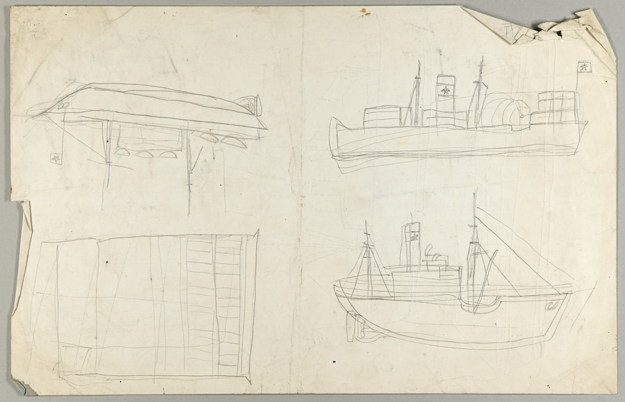 Ship Sketches