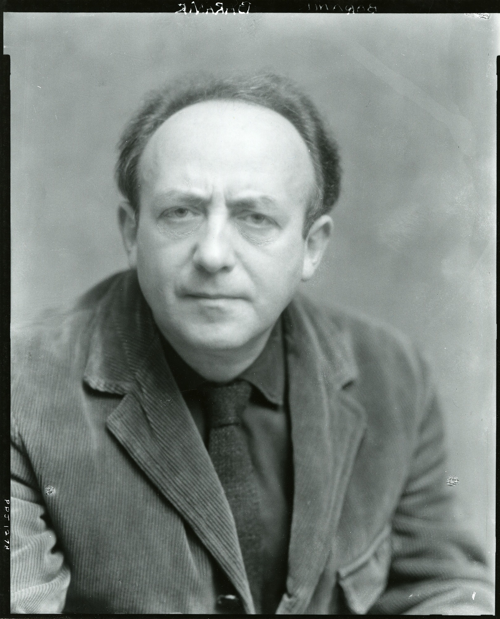 Rudolf Baranik [photograph] / (photographed by Peter A. Juley & Son)