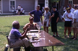 Image of Open House at Smithsonian Environmental Research Center (SERC), Maryland