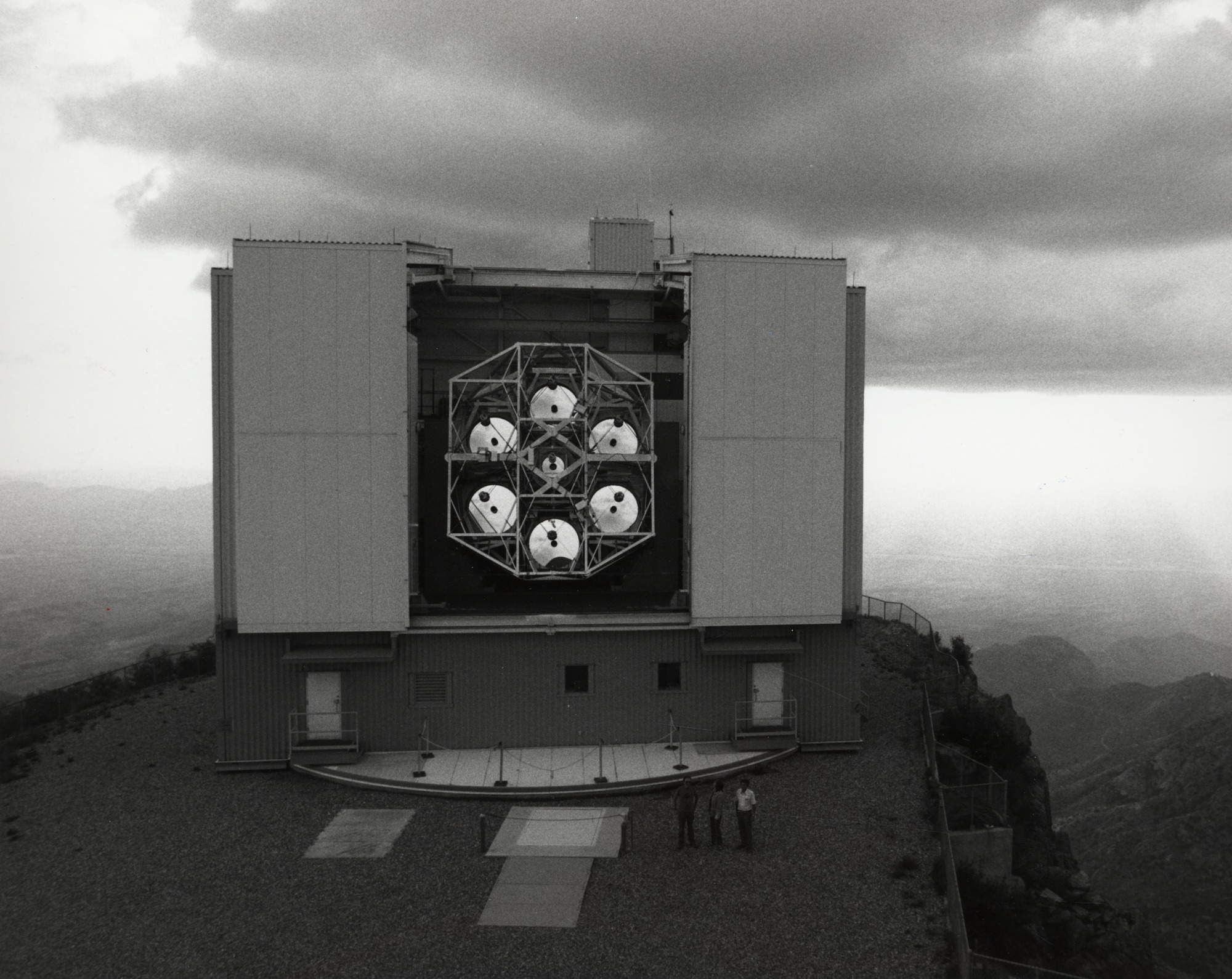 Multiple Mirror Telescope at Mount Hopkins
