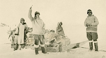 Preview of Arnarulunguak, Rasmussen and Miteq Leaving Point Barrow, Alaska