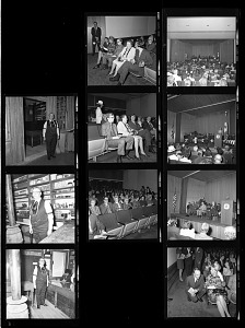 Image of Opening Ceremonies for the Headsville, West Virginia Post Office and Country Store
