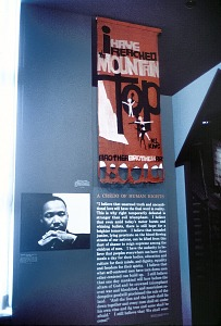 Image of Human Rights Exhibit