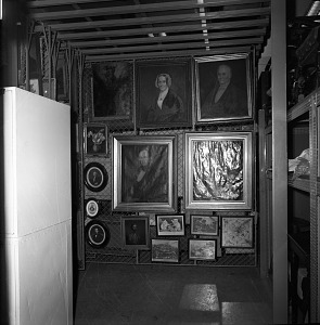 Image of Division of Cultural History Storage Area