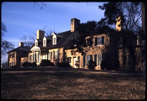 Image of Exterior View of Belmont Conference Center at Belmont Estate, Howard County, Maryland