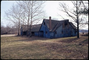 Image of Exterior View of Building at Belmont Conference Center at Belmont Estate, Howard County, Maryland