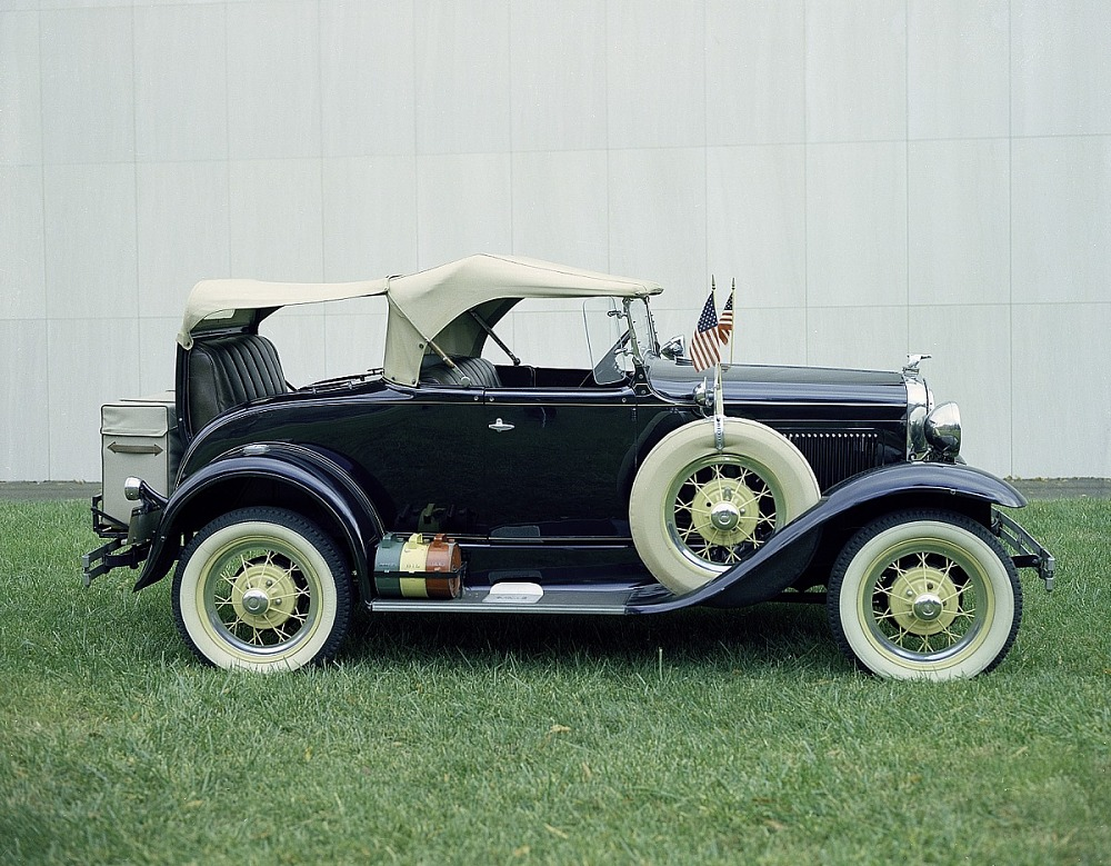 1931 Ford Model A roadster | National Museum of American History