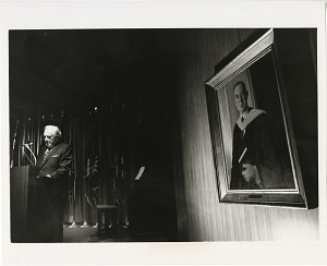 Image of Dedication of Carmichael Auditorium, NMHT