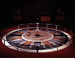 Image of Foucault Pendulum at National Museum of History and Technology