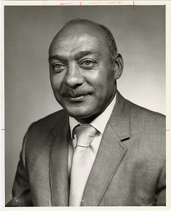 Image of Portrait of Robert Myers, Counselor for Equal Opportunity Program
