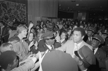 Preview of Muhammad Ali's Visit to NMHT
