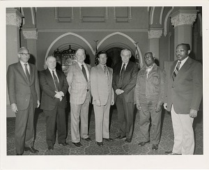 Image of Group Portrait of Award Recipients