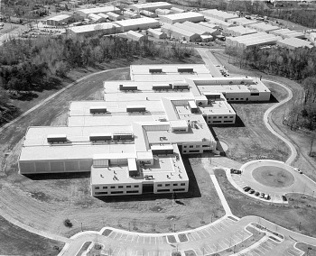 Preview of Aerial View of Museum Support Center, Suitland, MD
